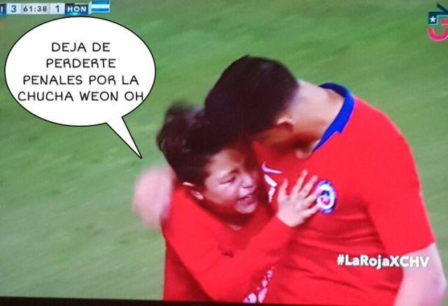 Revisa Los Memes Que Dejo La Victoria De Chile Ante Honduras Los40 Chile