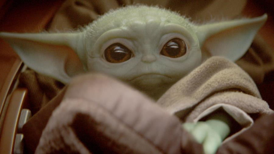 Baby yoda cosita preciosa