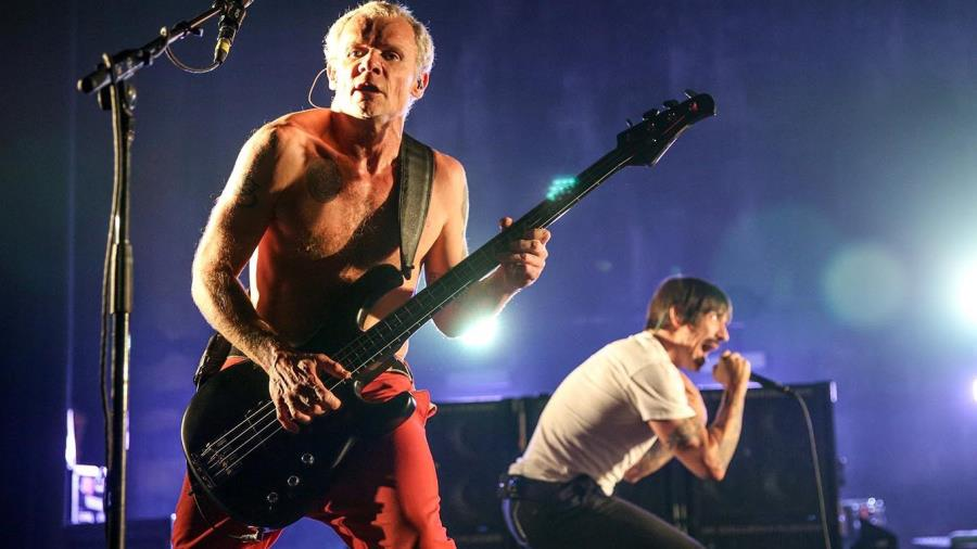 flea red hot