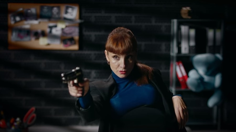 Inspectora Alicia Sierra nos hackea y protagoniza teaser de