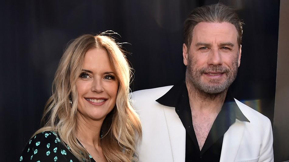 John Travolta recuerda a su esposa con emotivo mensaje