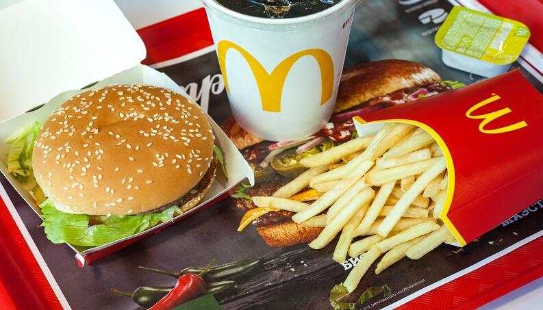 McDonald's anuncia su primera hamburguesa hecha a base de plantas