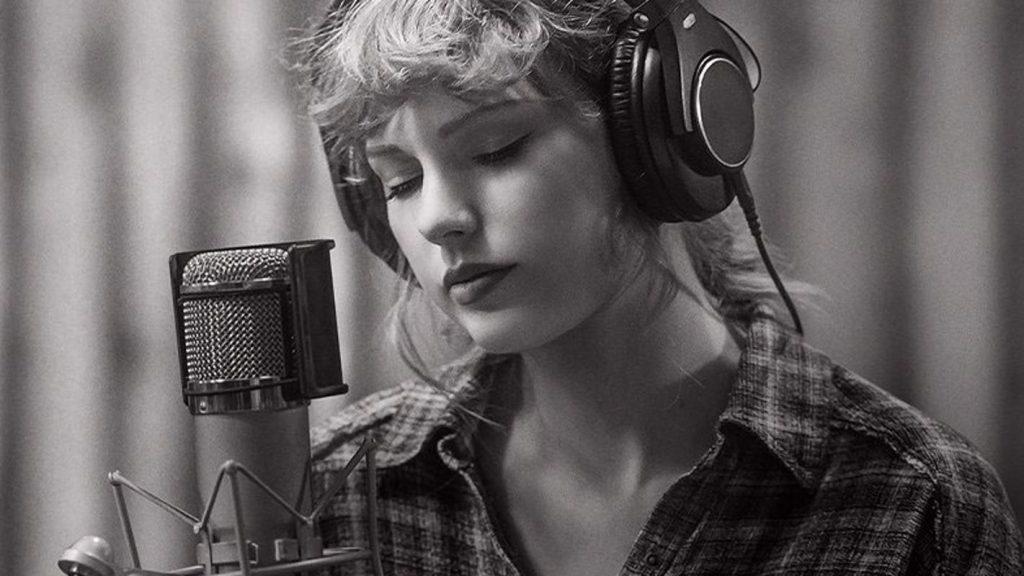 Taylor Swift estrenará concierto íntimo de su disco