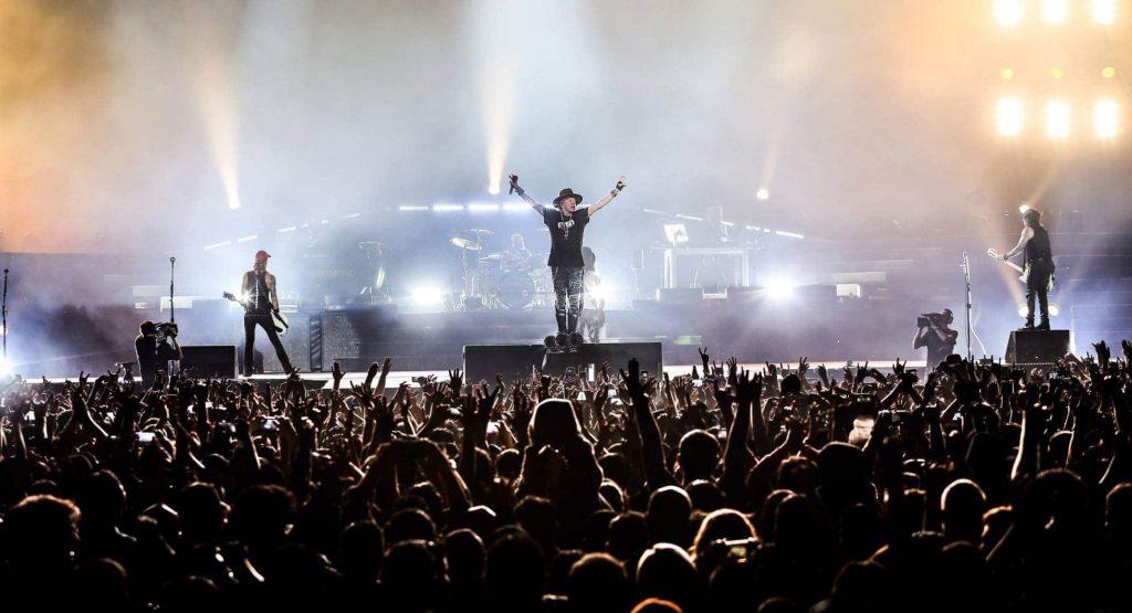 El Reino Unido traerá los conciertos de vuelta