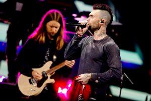 Adam Levine Festival De Viña