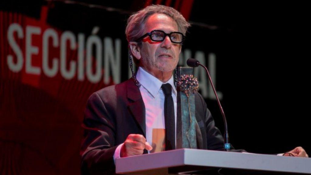 Alfredo Castro Es Premiado En Málaga