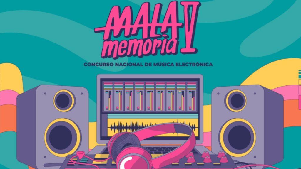 Concurso De Música Electrónica _Mala Memoria_ Ya Abrió Sus Postulaciones