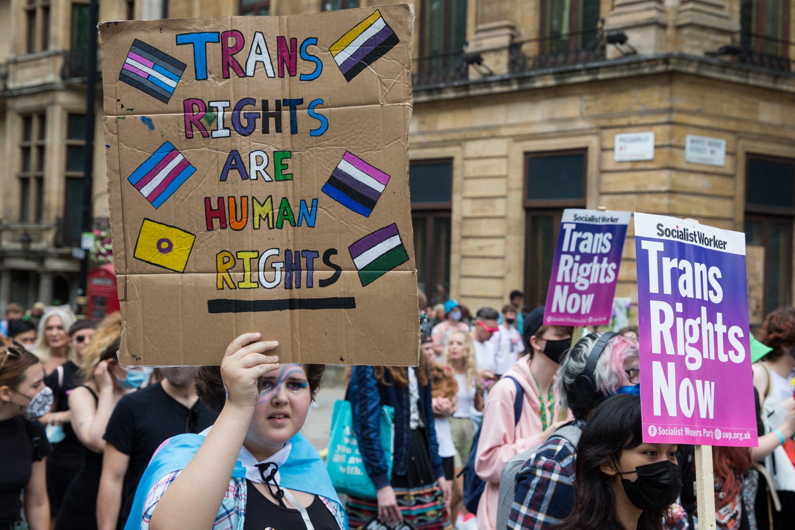 London Trans+ Pride London