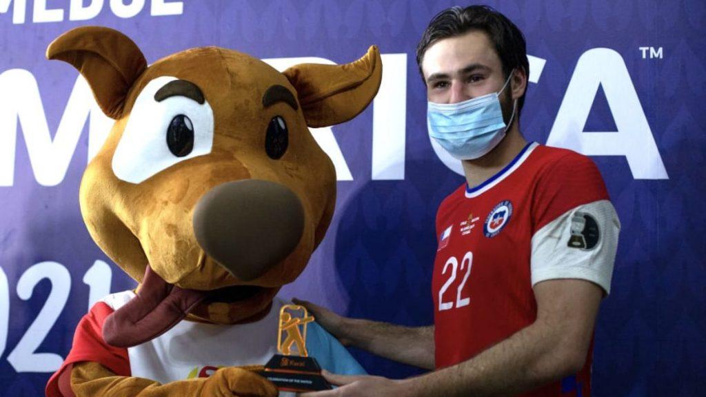 Ben Brereton Gol La Roja Selección Chilena