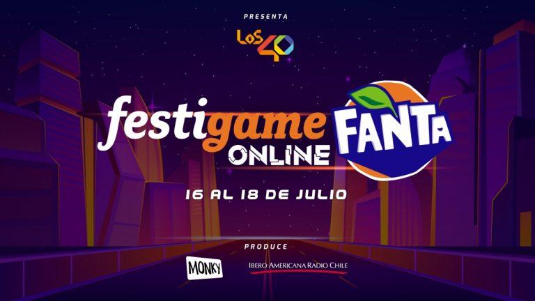 Festigame Fanta Los40