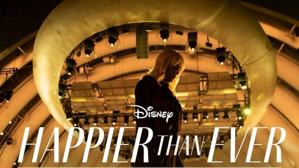 El nuevo disco de Billie Eilish llegará con un concierto en vivo por Disney+