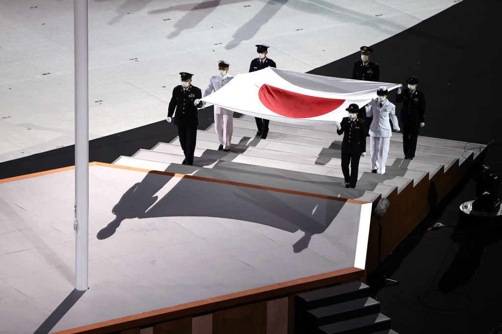 Opening Ceremony Olympics: Day 0