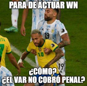 argentina brasil neymar