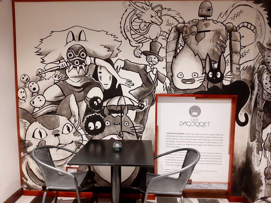 Cafe Kamehouse 4