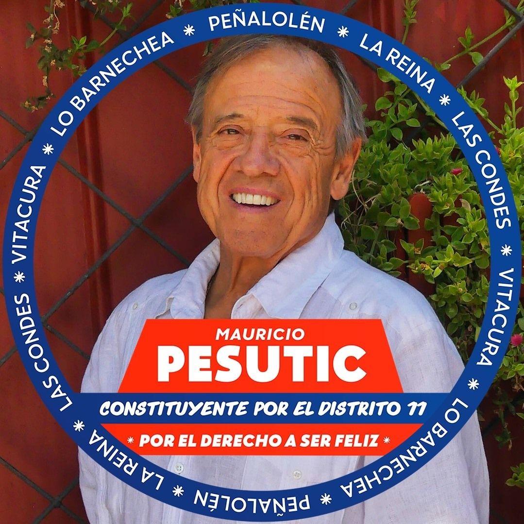 Mauricio Pesutic Perez