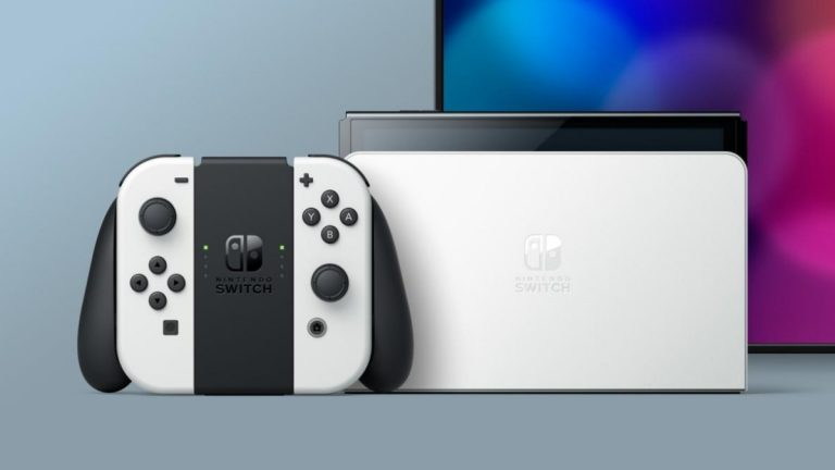 Nintendo Switch Modelo