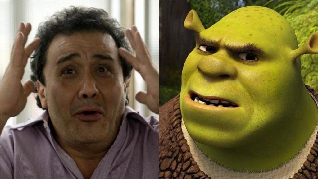 Shrek Doblajista Infarto