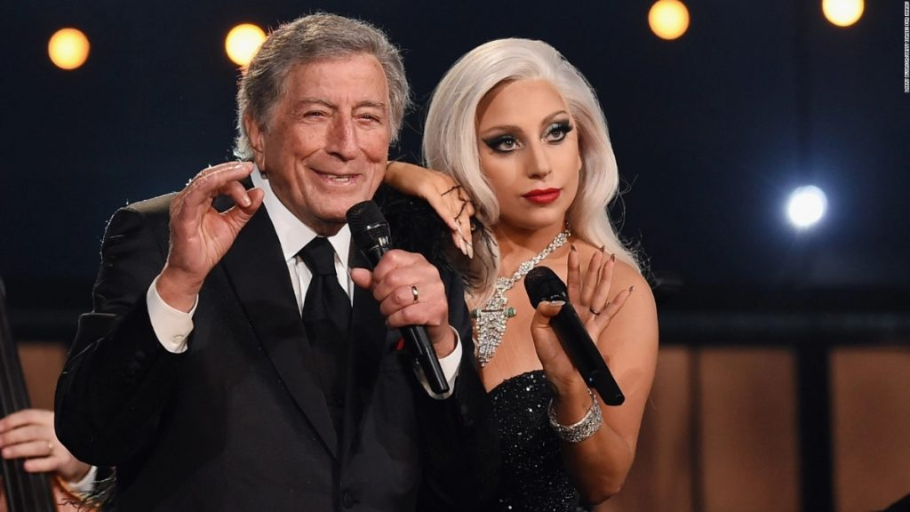Lady Gaga lanzará nuevo disco de Jazz de la mano de Tony Bennett
