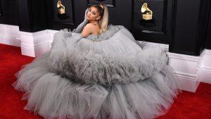 Ariana Grande Vacunarse