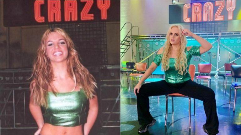Britney Spears Rebel Wilson Película