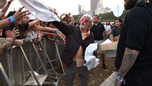 Lollapalooza Chicago: Vocalista de Limp Bizkit impacta con cambio de look
