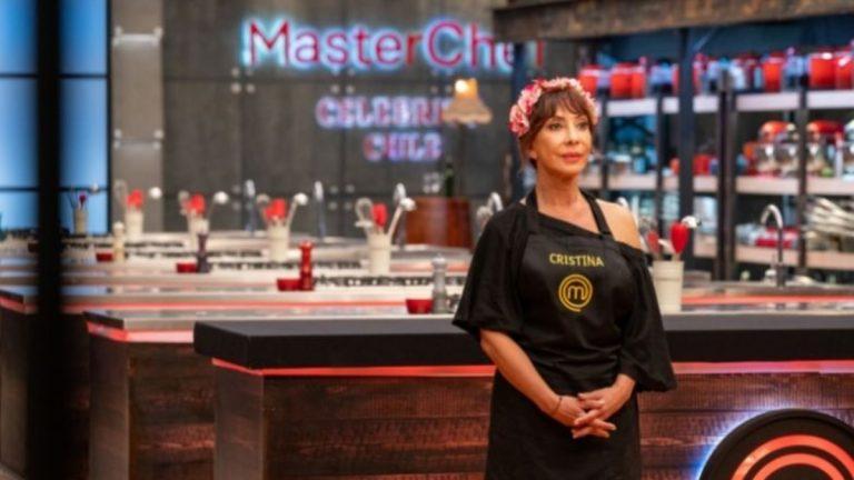 Masterchef Celebrity Cristina Tocco