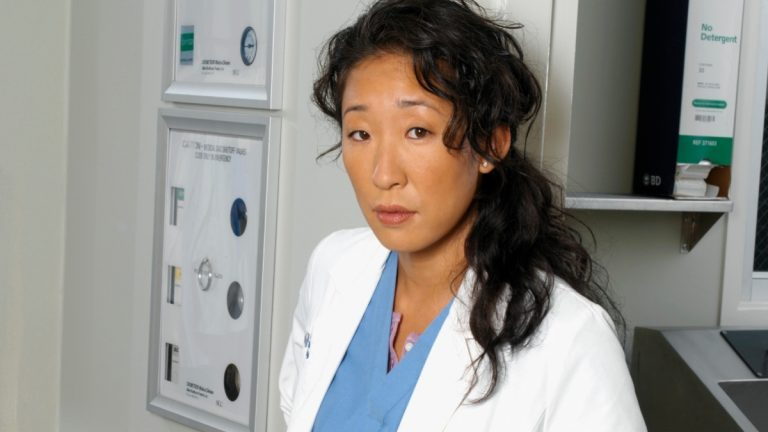 Sandra Greys Anatomy