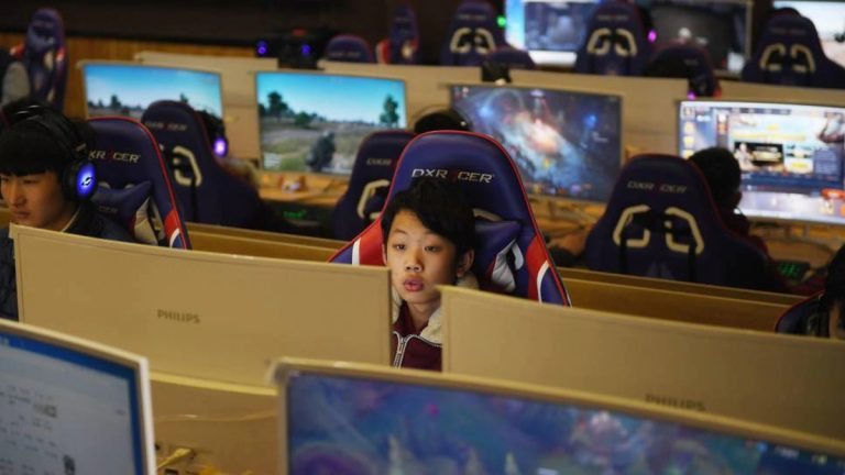Videojuegos China Medidas