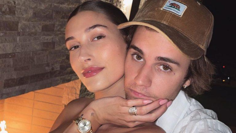 Hailey Bieber niega los rumores de maltrato por parte de Justin