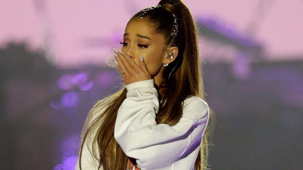 Ariana Grande vivió terrible experiencia: Hombre la amenazó con cuchillo