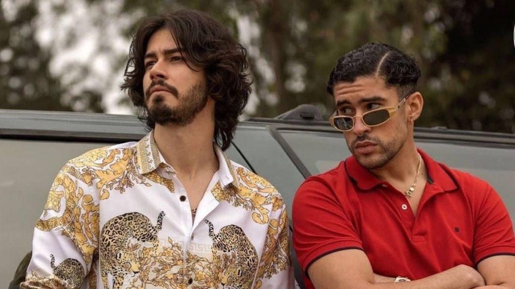 """Así Luce Bad Bunny En La Nueva Temporada De """"Narcos México"""""""