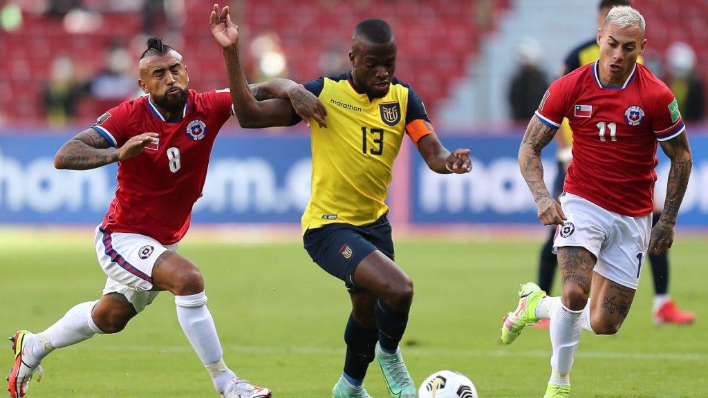 Chile Vs Colombia_ Esta Será La Formación De La Selección Chilena