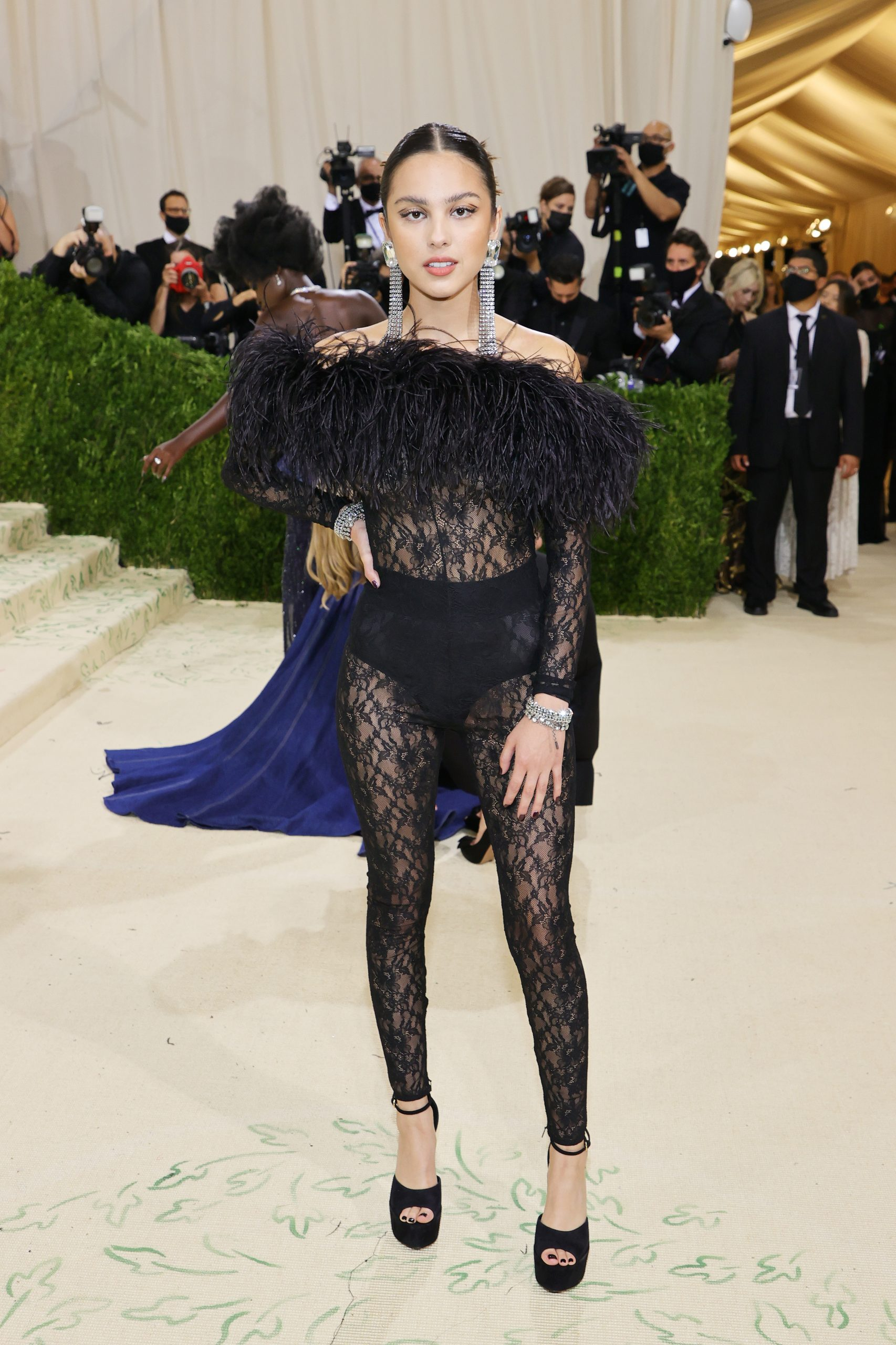 The 2021 Met Gala Celebrating In America: A Lexicon Of Fashion Arrivals