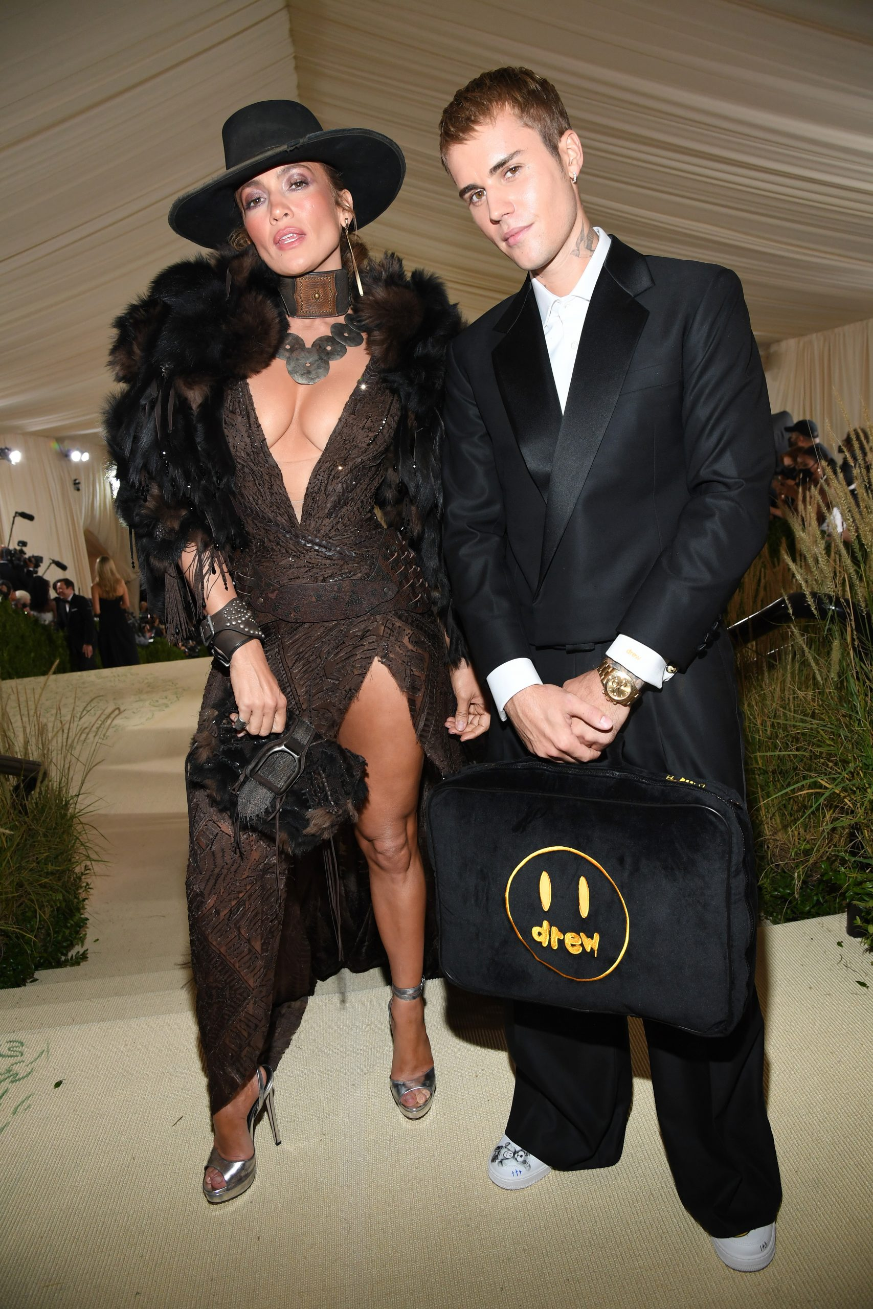The 2021 Met Gala Celebrating In America: A Lexicon Of Fashion Red Carpet