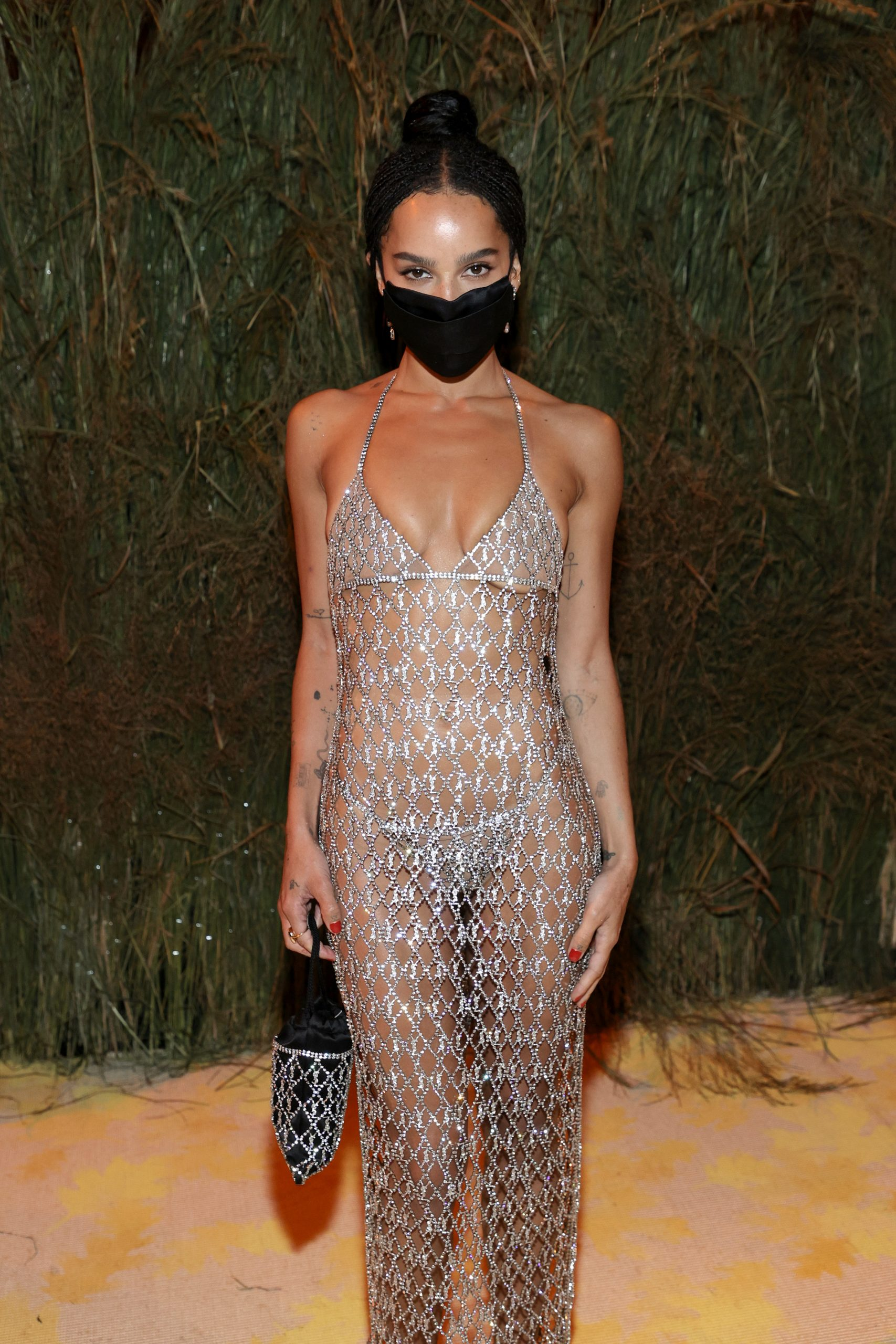 The 2021 Met Gala Celebrating In America: A Lexicon Of Fashion Inside
