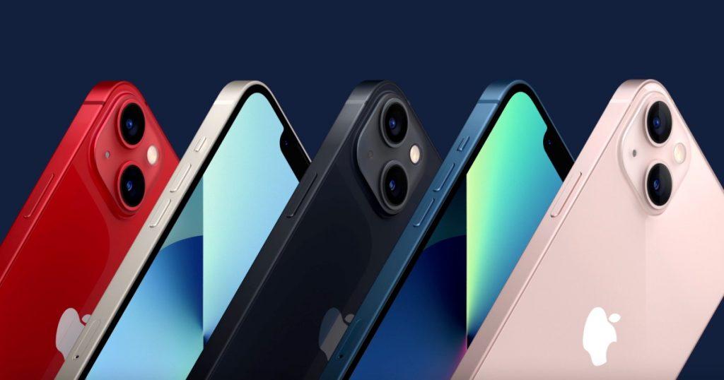 Apple reveló al mundo la nueva generación de iPhone 13