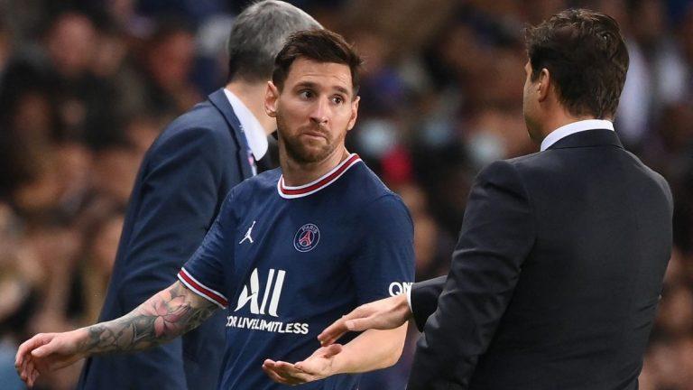 La _amenaza_ Que Recibió Pochettino Tras El Cambio De Messi