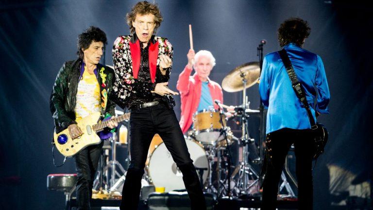 Mira El Homenaje A Charlie Watts En El Nuevo Video De The Rolling Stones