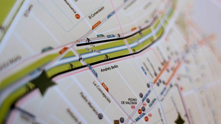 _Modo Bicicleta_ Google Maps