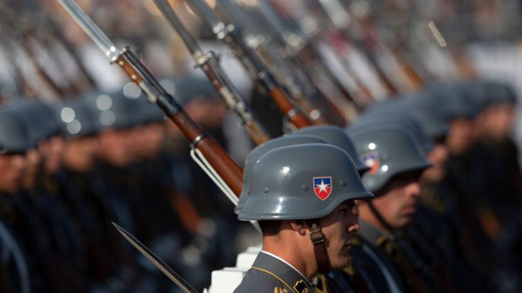Parada Militar 2021_ Desfilarán 6.500 Efectivos Y Será Sin Público