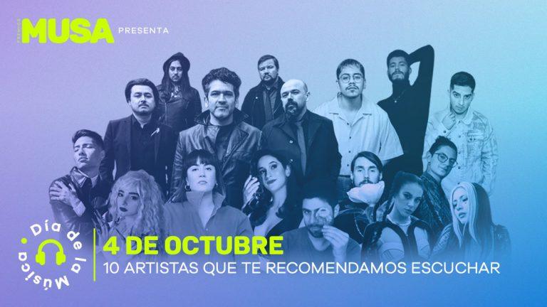 """¡De lujo! Premios MUSA presenta su especial """"Día de la Música"""""""