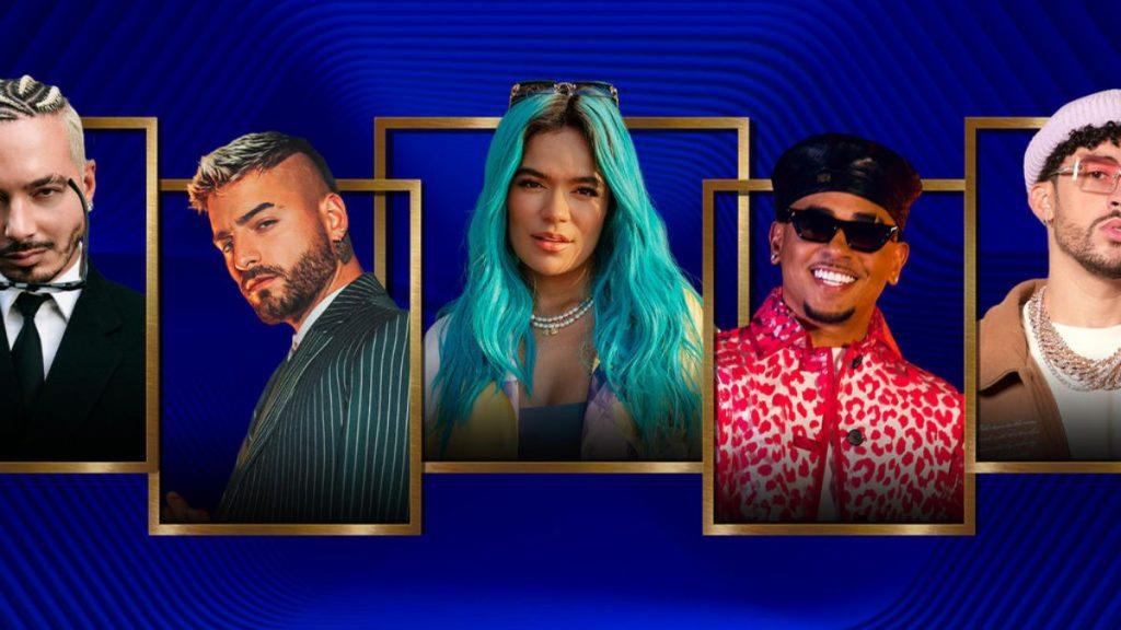 Premios Billboard Latinos 2021_ Conoce A Los Finalistas