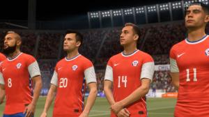 Selección Chilena FIFA 22 E Football