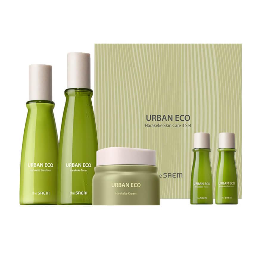 The SAEM Urban Eco Harakeke Sin Care Set 1 2