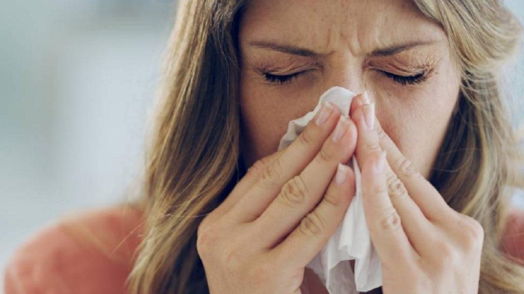 Alergia Coronavirus