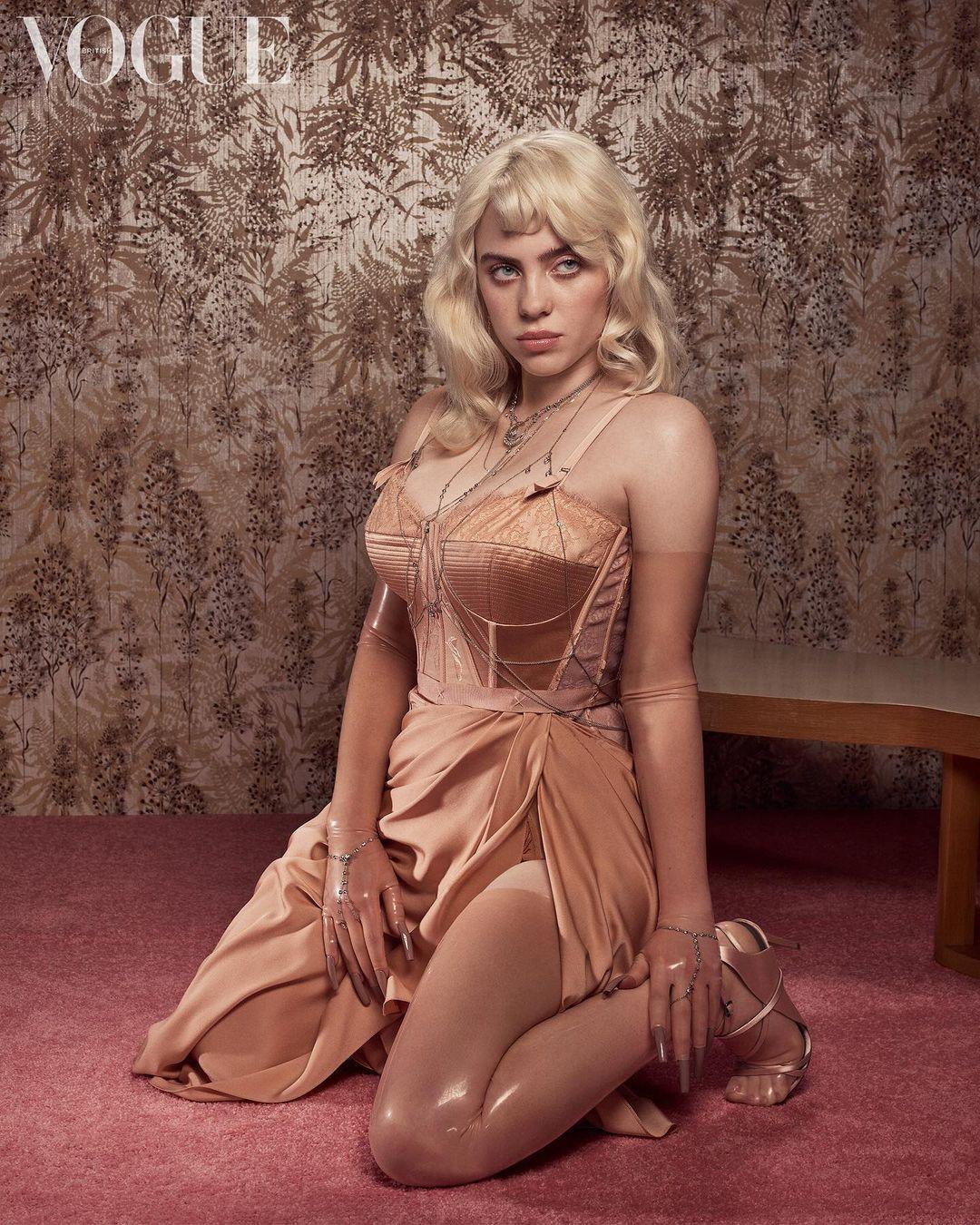 Billie Eilish Vogue 3 1