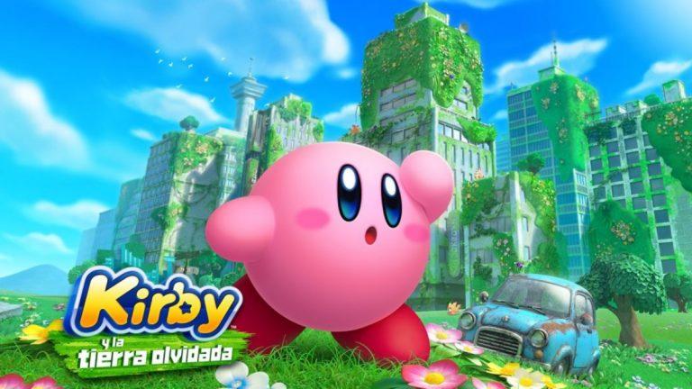 Kirby Tierra Olvidada