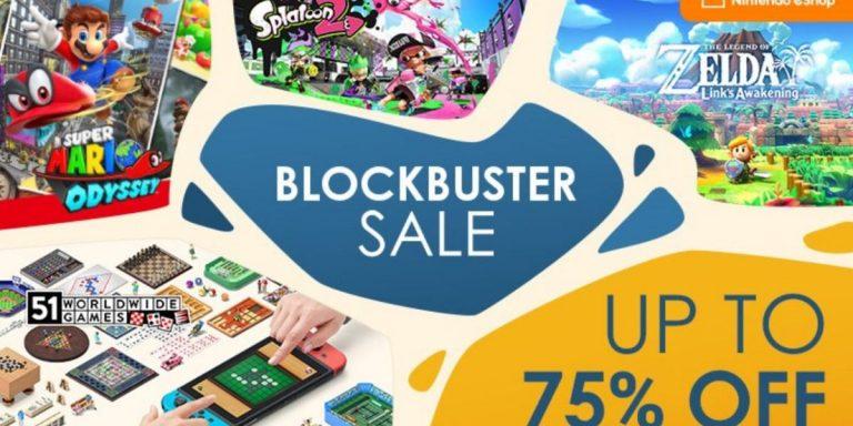 Nintendo Switch Shop Sale Oferta
