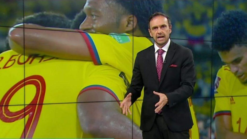 Rodrigo Sepulveda Chile Vs Colombia