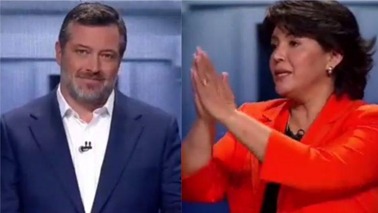 Yasna Provoste Sebastian Sichel Piñera